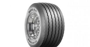 Fulda tem nova medida de pneus para camião
