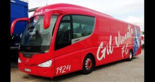 RETA renova imagem do autocarro do Gil Vicente