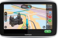 TomTom lança novo GPS
