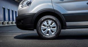 Goodyear apresenta o pneu EfficientGrip Cargo para VCL