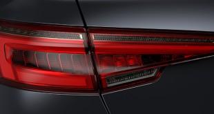 Novo Audi A4 com iluminação Hella