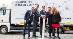 MAN Truck & Bus inicia utilização de camiões ligados em rede
