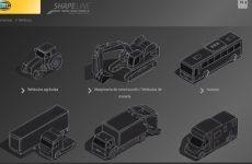 Hella permite configurar online novos módulos LED Shapeline nos pesados