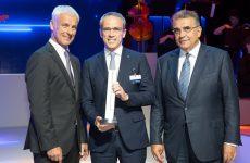 Bridgestone premiada pelo Volkswagen Group