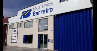 Recambios Barreiro tem novo armazém em Braga