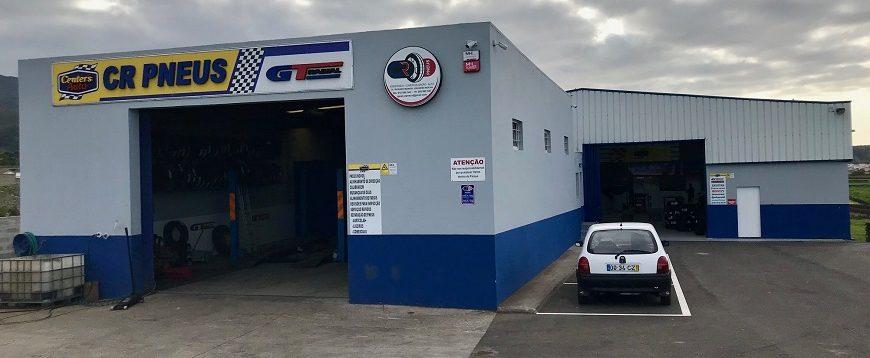 CRPneus inaugura novas instalações nos Açores