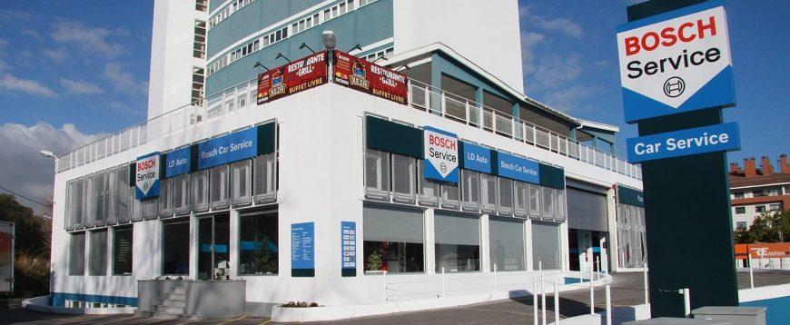 LD Auto inaugura nova oficina Bosch Car Service