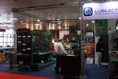 Lusilectra apresenta novos equipamentos
