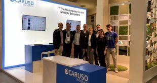 Caruso avalia de forma positiva primeira presença na Automechanika