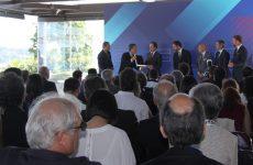 Mitsubishi entrega 10 unidades eCANTER à CML (com fotos)