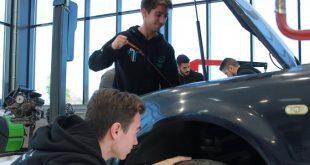 Estudantes do IPCA já têm aulas no Mechatronics Factory Lab (com vídeo)