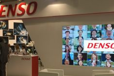 Denso esteve presente na Autopromotec 2017