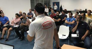 Méguin reforça formação aos clientes da Rugempeças e MCD Garcia