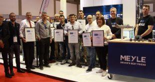 Meyle distingue 14 revendedores OMD em Portugal