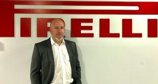 Pirelli tem novo responsável de vendas em Portugal