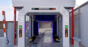 Istobal apresenta novo túnel de lavagem na Automechanika