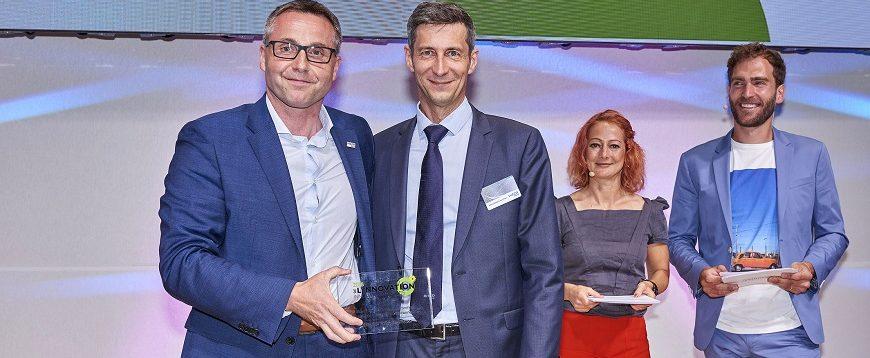Iveco Bus recebe prémio de inovação em transportes públicos