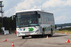 """Iveco Crossway LE vence o prémio """"International Bus & Coach Competition"""""""