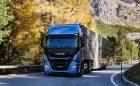Iveco promove GNL como alternativa ao Diesel