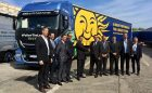 Frota da Waberer's vai ter camiões a Gás Natural