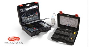 Iberequipe: Novo kit teste alta pressão e falso atuador da Delphi
