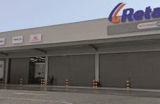 Reta investe em nova estação lavadora para pesados