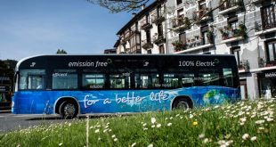 Irizar fabrica dez autocarros zero emissões para a cidade de Düsseldorf