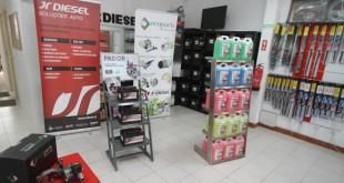 JR Diesel apresenta lubrificantes Pador no Salão Auto de Braga