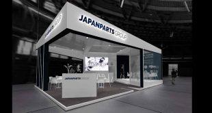 Japanparts com novidades na Autopromotec 2019