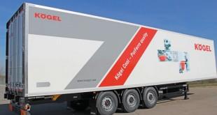 Kögel Cool em estreia na Expotransporte