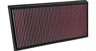 Novo filtro de ar K&N para Mercedes Vito