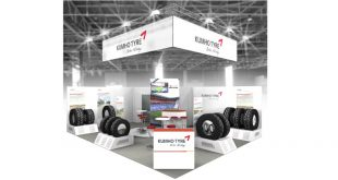 Kumho na feira Solutrans 2017 com dois novos produtos