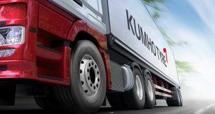 Kumho expande gama para camiões e autocarros