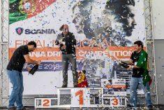 Helder Brito vence Scania Driver Competition em Portugal
