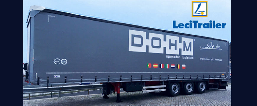 DOHM tem novos semirreboques LeciTrailer