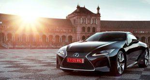 Bridgestone Potenza e Turanza são Equipamento Original no Lexus LC500/LC500h