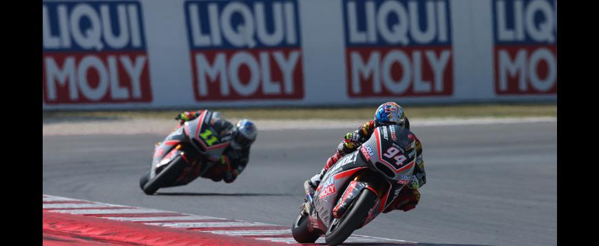 Liqui Moly prolonga presença no MotoGP até 2020