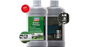 Nova imagem para produtos de manutenção Liqui Moly