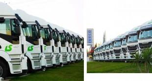Luís Simões renova frota com 200 novos camiões Iveco