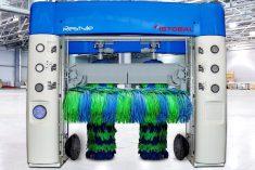Soluções de lavagem sustentáveis ISTOBAL