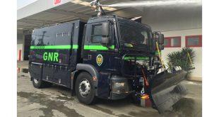 GNR adquire MAN TGM 18.290 com canhão de água