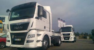 Vendas de veículos comerciais com um aumento substancial entre 2012 e 2016
