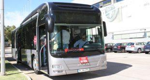 MAN Lion's City Hybrid testado em Lisboa pela Carris