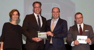 MAN Truck & Bus recebe Prémio Europeu de Transporte em Sustentabilidade