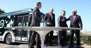 Sociedade de Transportes Colectivos do Porto em parceria com a MAN