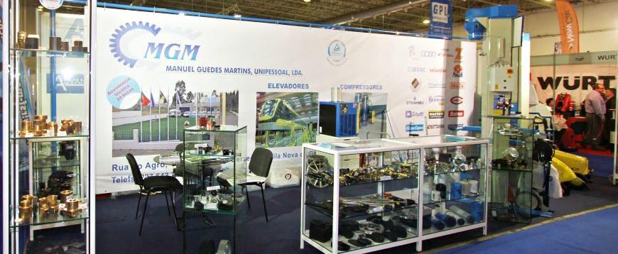 MGM possui técnicos certificados para manuseamento de gases fluorados em equipamentos de refrigeração