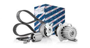 Campanha de kits de distribuição com bomba de água Bosch