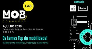 Porto recebe conferência sobre o futuro da mobilidade