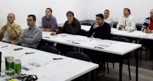 Ação de formação da MTE-Thomson no Cepra e Car Academy