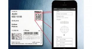 Mahle: acesso à informação técnica através de um código QR